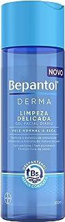 Bepantol Derma Limpeza Delicada Gel Facial Diário 200 ml, Bepantol