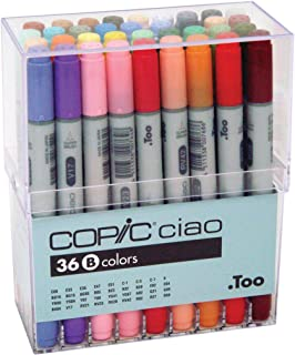 copic markers ciao set a b
