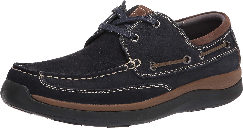 Propét Men's Pomeroy Boat Shoe