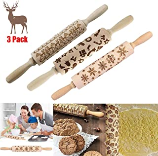 Best 3d rolling pins christmas Reviews