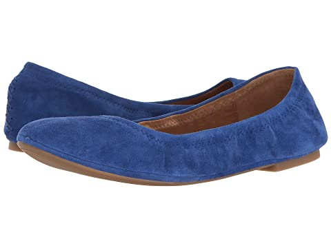 Lucky Brand Emmie 9018229 Royal Blue shoes online hot sale