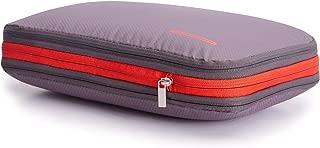 超便利旅行圧縮バッグ ファスナー圧縮で衣類スペース50%節約 軽量 出張 旅行 可変スペース便利グッズ