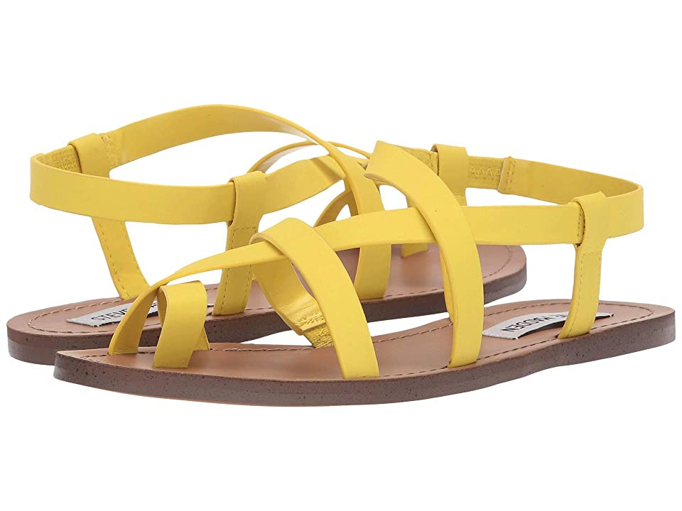 ebc67cf19eb1 Steve Madden Achilles (Yellow) Women s Shoes
