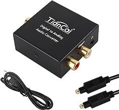 av to optical cable converter