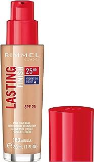 Rimmel London Lasting Finish 25HR Foundation 160 Vanilla, 30ml - 1 fl oz