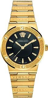 Womens Greca Logo Watch VEVH00820