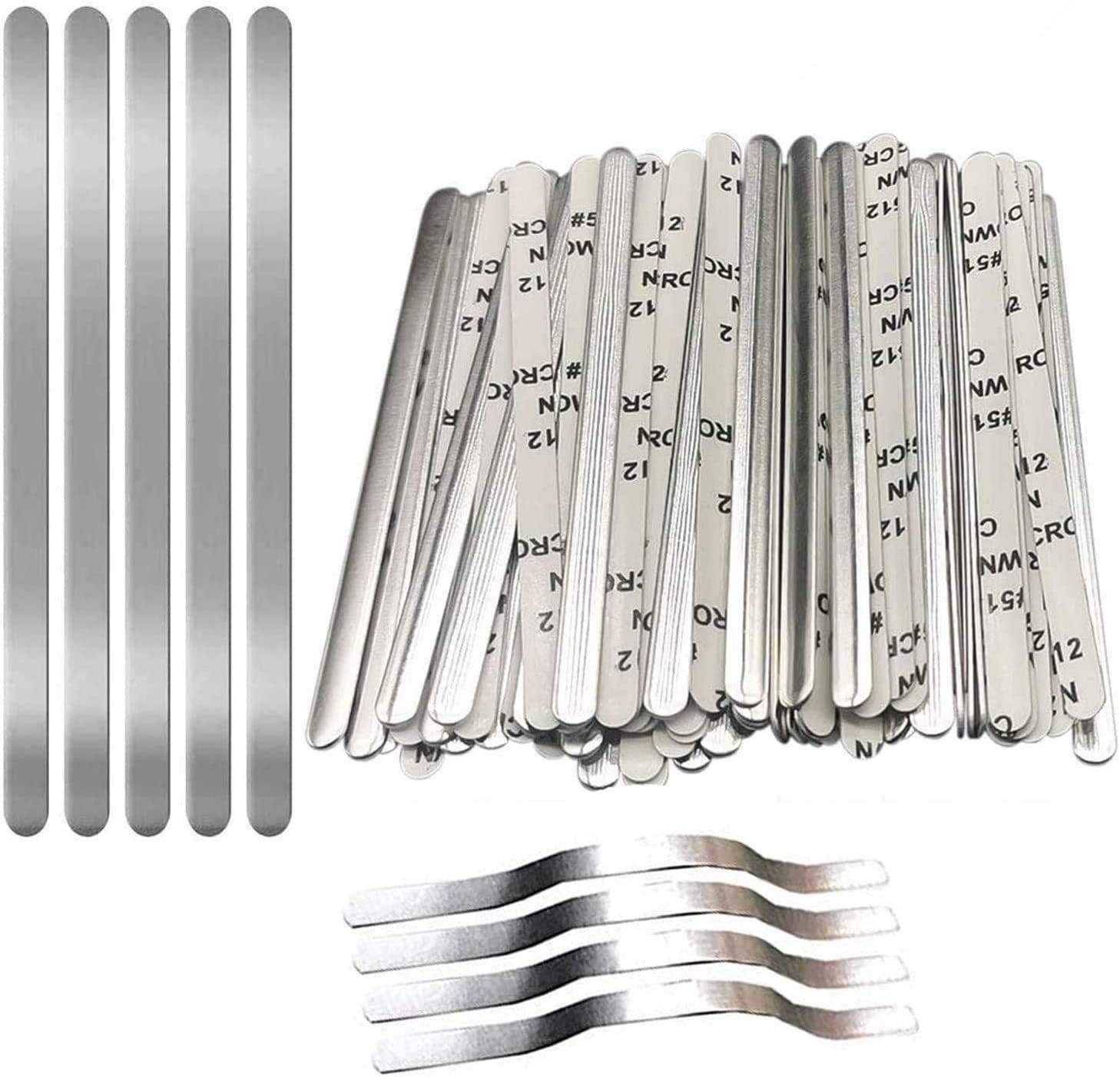 Nose Bridge Strips Fixed price for sale for OFFicial shop Masks Strip Aluminum Metal Adjusta