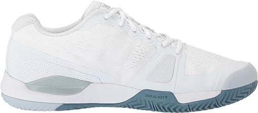 White/Pearl Blue/Bluestone