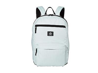 adidas Originals Originals National Backpack (Vapour Green) Backpack Bags