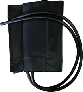 Tiga Gold 2 - Manguito de presión arterial (tamaño XL, para brazos fuertes, contorno de brazo de 32 a 48 cm)