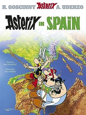 Asterix in Spain: Album #14 (Adventures of Asterix)