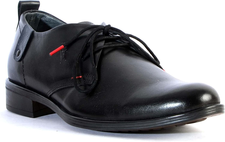 Hitz Mens Formal shoes Black 6551