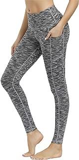 Women's High Waist Yoga Pants with Pockets Tummy Control...
