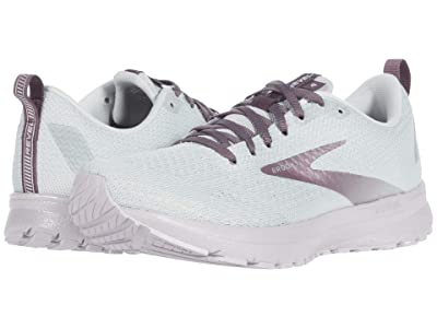 Brooks Revel 4 (Oyster/Lilac/Moonscape) Women