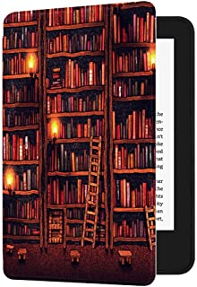 Huasiru 絵画ケース Kindle (第10世代-2019世代のみ), 図書館