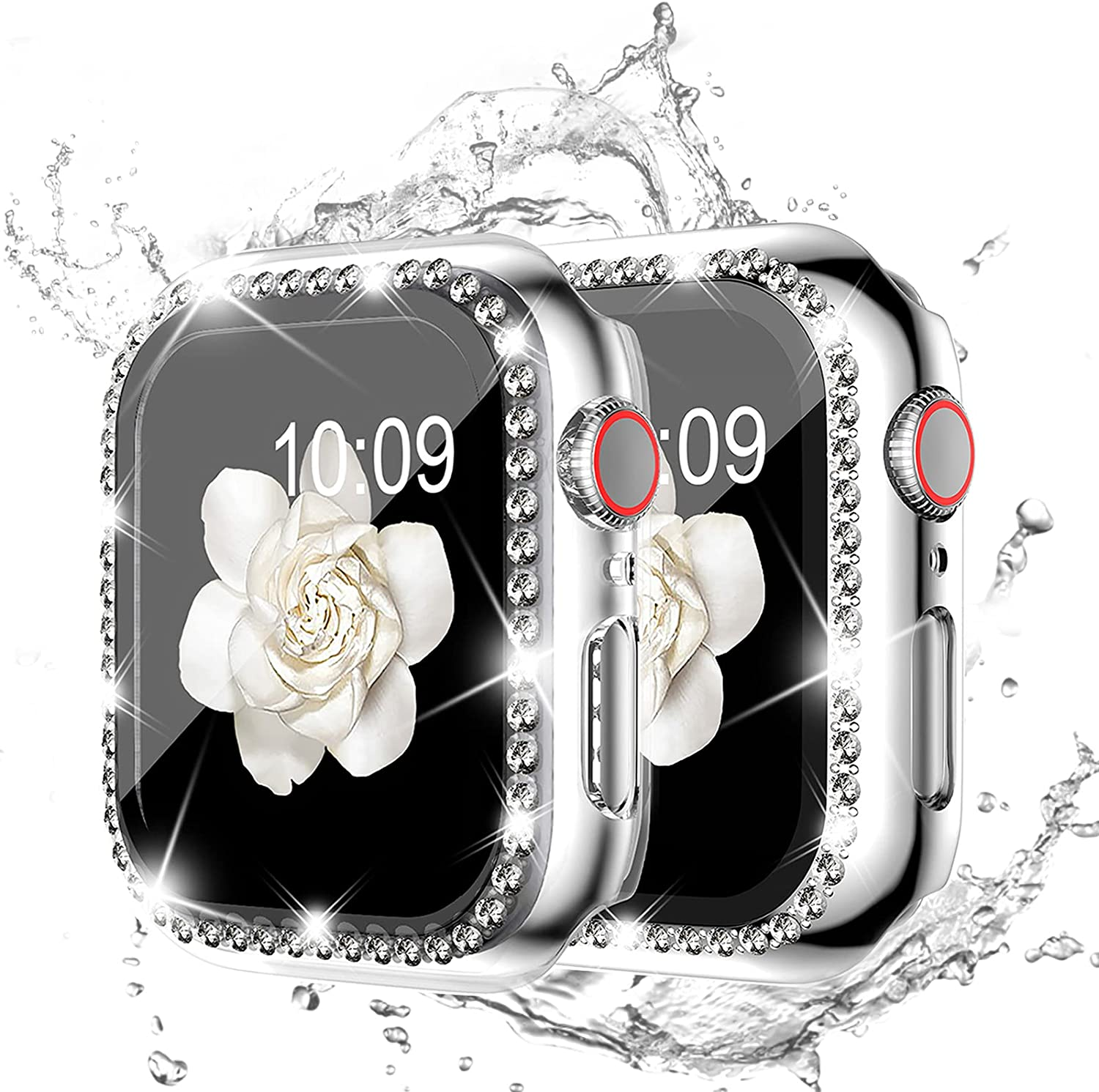 Selling rankings DABAOZA Bling trust Case with Screen Compatible for Wa Apple protector