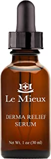 Le Mieux Derma Relief Serum - Hydrating Oil Serum for Face with Ceramides, Squalane + Kukui (1 oz / 30 ml)