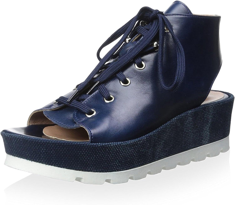 Chaniotakis Women's Open Toe Sandal