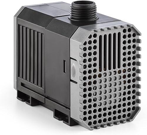 Waldbeck Nemesis T25 - Pompe de Bassin, Economique, Consommation électrique de 25 Watt, Profondeur d'immersion de 1,8...