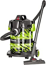 Bissell 21L PowerClean Wet and Dry Drum Vacuum Cleaner 1500W, 2026E