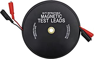 A and E Hand Tools 1138 Magnetic Retractable Test Lead