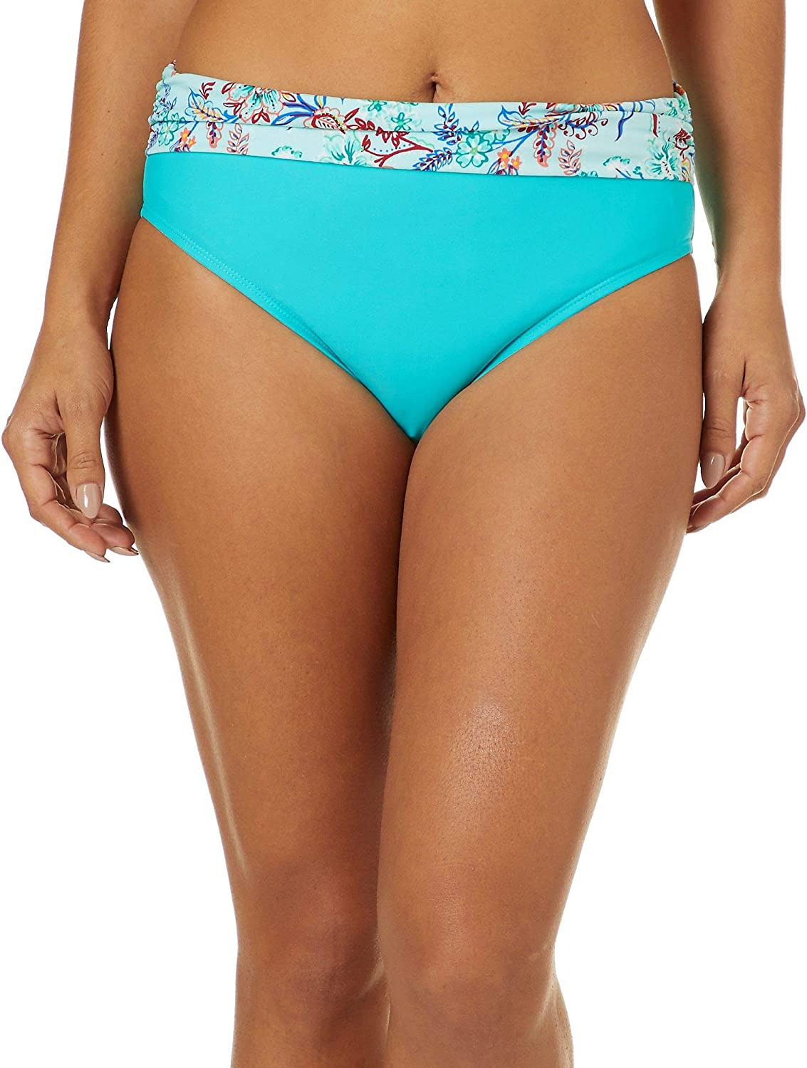 ELLEN TRACY Women's Swimsuit Separates Made in The Shade (Tops & Bottoms)