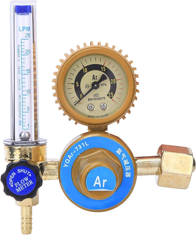 Argon trend rank CO2 Mig Tig Flow Meter Pressure Regulator Par favorite Welder Gauge