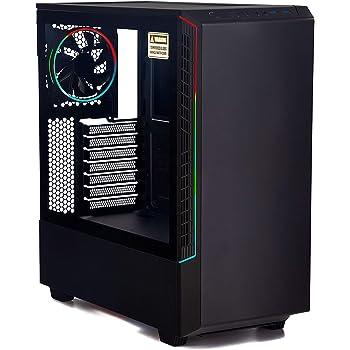 CoolBox DeepVision – Caja de PC gaming (semitorre, ATX, soporte 5 ...