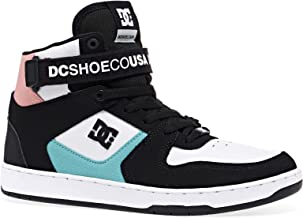 DC Shoes Pensford, Zapatillas de Skateboard para Hombre