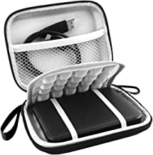 Lacdo Hard Drive Carrying Case for Western Digital WD My...
