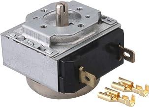 RDEXP Controlador de tiempo de 60 minutos para microondas electrónico sobre olla eje semicircular