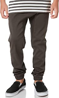 Rusty Boys Boys Hook Out Beach Pant - Teen Cotton Elastane Grey