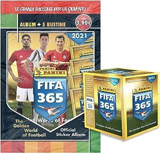Panini Fifa 365 2021 Super Starter Pack [1 Starter Pack + 1 BOX DA 50 Bustine]