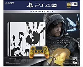Consola PlayStation 4 Pro de 1TB con juego Death Stranding - Bundle Limited Edition