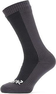 SEALSKINZ Unisex Waterproof Cold Weather Mid Length Sock