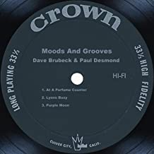Moods And Grooves