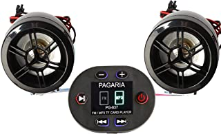 PAGARIA Bike Mp3 Player with Bluetooth & FM Radio (Waterproof)