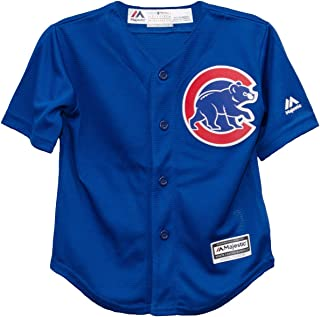 Chicago Cubs Alternate Blue Infant Jersey