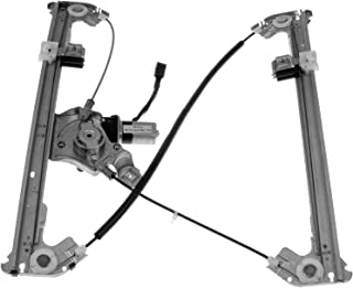Deebior 1pc Front Rear Driver Left Side Power Window Lift Motor For Expedition F-150 F-250 F-350 Navigator