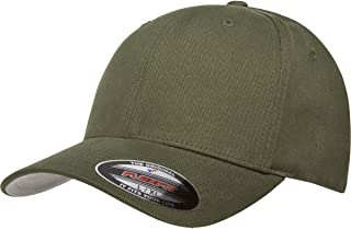 Genuine Flexfit Brushed Twill Ball Cap Hat 6377