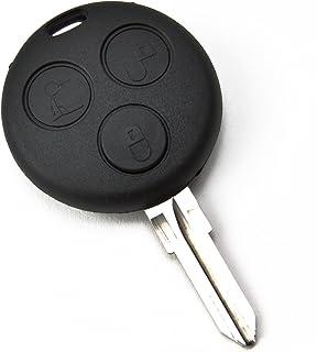 MBenzKS19B Ersatz Schlüsselgehäuse 3 Taste Autoschlüssel Schlüssel Fernbedienung Funkschlüssel Gehäuse ohne Elektronik
