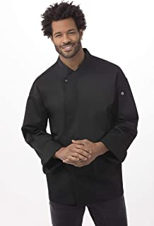 Chef Works Unisex New Yorker Cool Vent Chef Coat