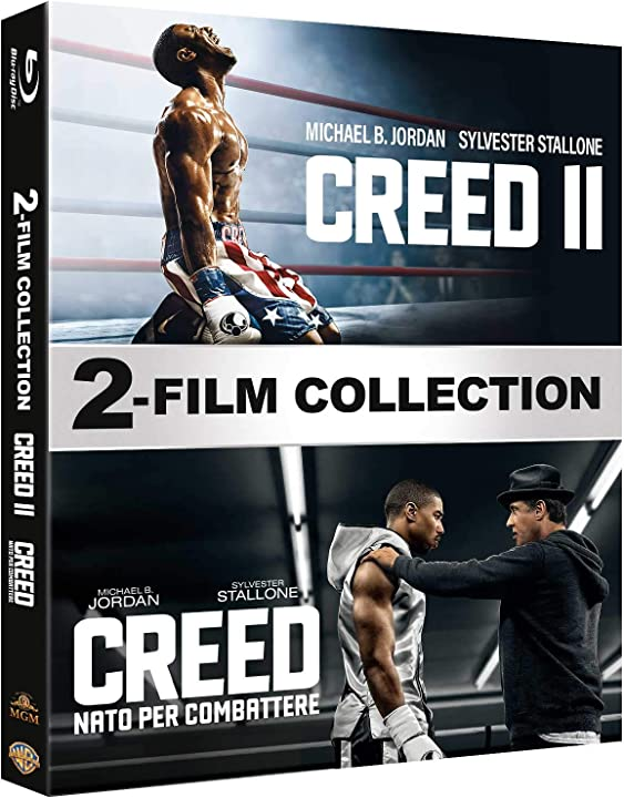 Creed 1+2 (box 2 br) B07Q543R9S