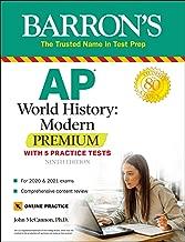 AP World History: Modern Premium: With 5 Practice Tests (Barron's AP)