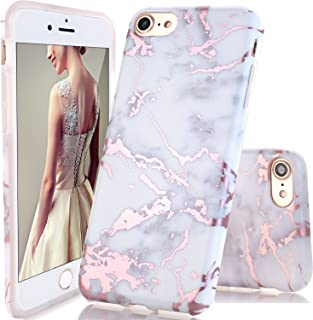 Best rose gold marble iphone 7 case Reviews