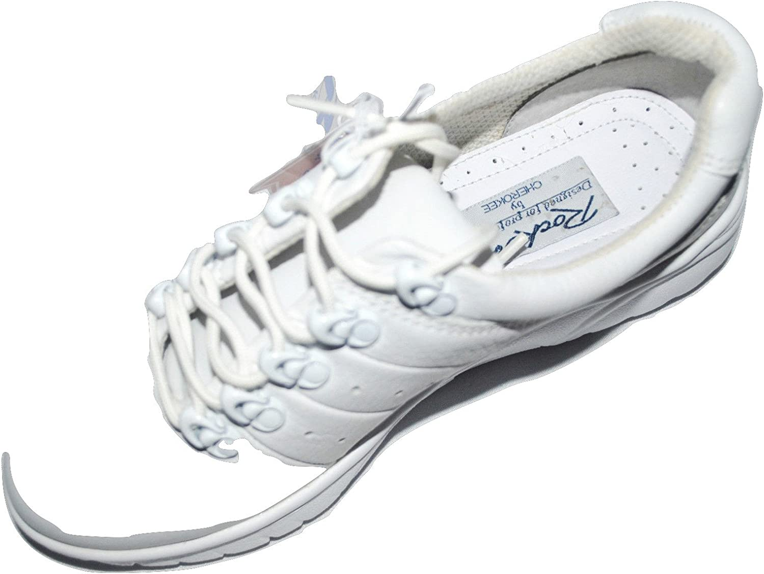 Cherokee Rockers Saffron shoes White 6M