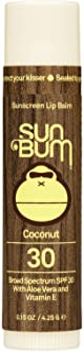 Sun Bum SPF 30 Sunscreen Lip Balm   Vegan and Cruelty Free Broad Spectrum UVA/UVB Lip Care