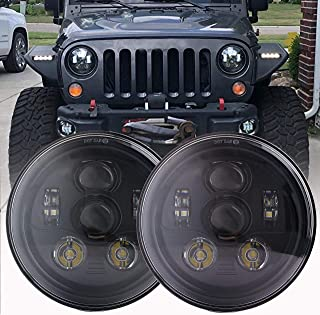 Best jeep jk led headlights Reviews