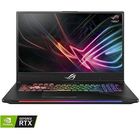 "ASUS GL704GW-EV022T - Ordenador portátil gaming 17.3"" FullHD 144Hz (Intel Core i7-8750H, 16 GB RAM, 512 GB SSD, NVIDIA RTX2070 8GB, Windows 10) Teclado QWERTY Español"