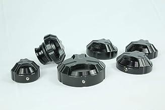 Twist Dynamics Floor Mats Black//Black 3 PC Kit for The Polaris Slingshot
